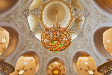 Sheikh Zayed Grand Mosque, Abu Dhabi-1