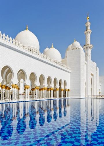 Sheikh Zayed Grand Mosque, Abu Dhabi-2